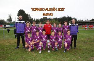 Atlético Coruña | II Torneo Base SD Guitiriz