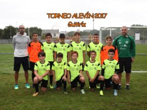 Burela | II Torneo Base SD Guitiriz