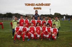 Castro | II Torneo Base SD Guitiriz