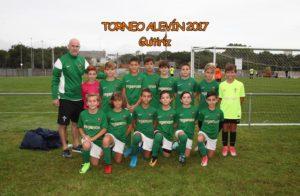 R. Ferrol | II Torneo Base SD Guitiriz