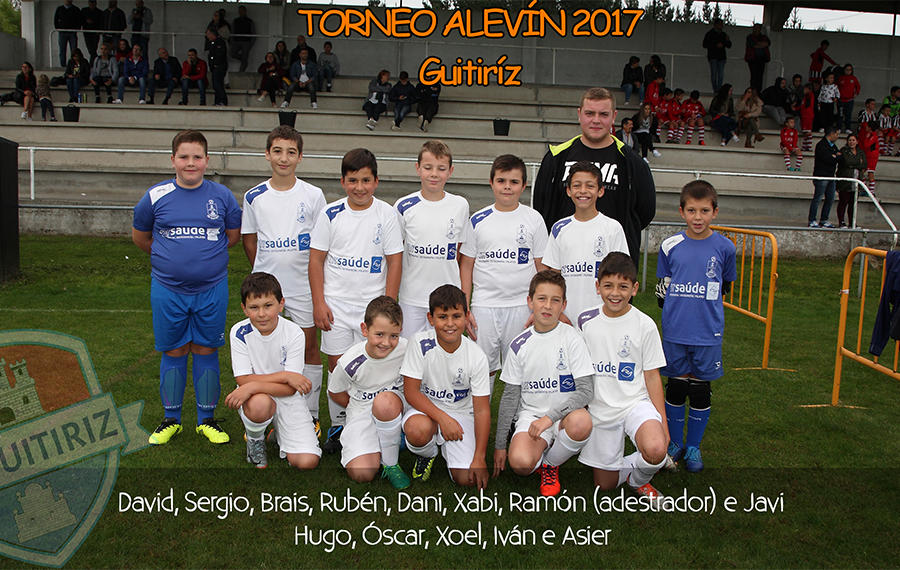 SD Guitiriz Alevín, II Torneo SD Guitiriz