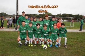 Ural | II Torneo Base SD Guitiriz