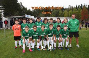 Ural B | II Torneo Base SD Guitiriz